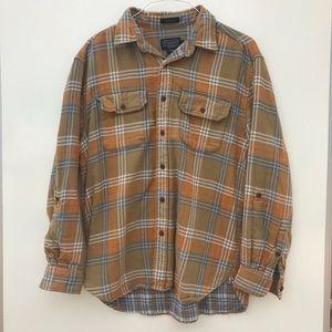Pendleton Fairbanks double cloth shirt